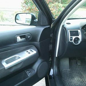 more interior pics....need to redo the door cards and headliner/ pillars???? im thinking plaid....;)