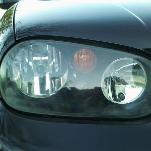 DIY euro blackout headlights.....no fogs