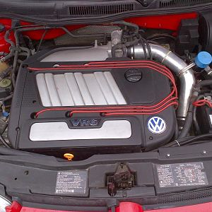 Supercharged VR6